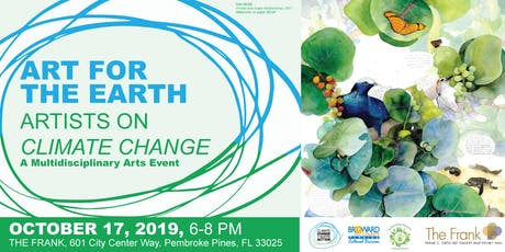 Art for the Earth tickets
