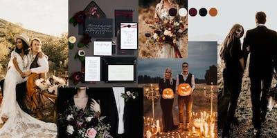 Fall Boho  + Halloween Styled Shoot