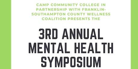 PDCC and FSHC Wellness Coalition Community Forum Vendor Sign-up tickets