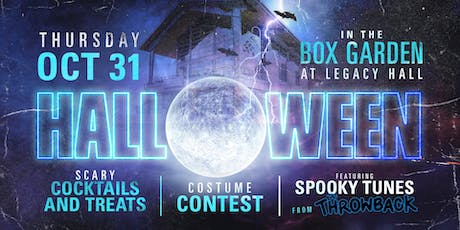 Hall-O-Ween at Legacy Hall tickets