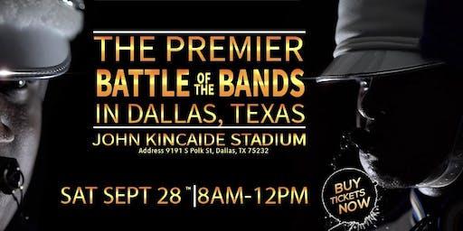 Bands United Premier Battle of the Bands