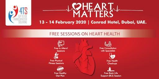 Heart Matters - Free Seminar on Heart Health