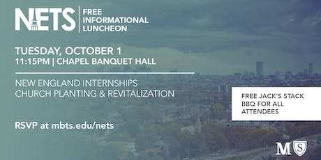 The NETS Center for Church Planting & Revitalization: Informational Luncheon tickets