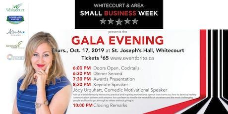 Small Business Week - Gala Evening, Whitecourt tickets