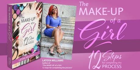 """Book Signing and Launch Party for """"The Makeup of a Girl"""" tickets"""