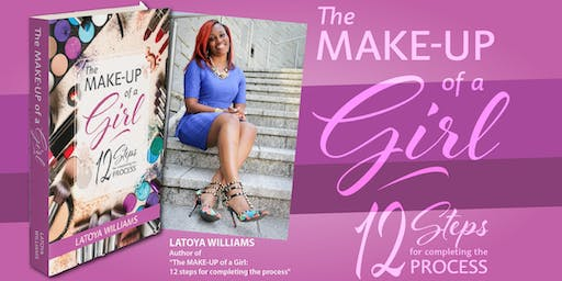 """Book Signing and Launch Party for """"The Makeup of a Girl"""""""