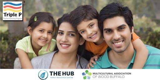 """Positive Parenting Seminar — """"Raising Confident and Competent Children"""""""