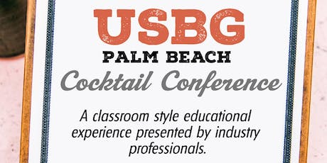 Palm Beach Cocktail Conference tickets