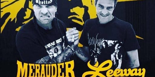 Merauder & Leeway at Preserving Hardcore Is Cancelled