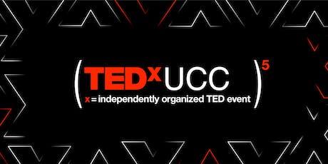 TEDxUCC entradas