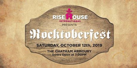 ROCKTOBERFEST 2019 tickets