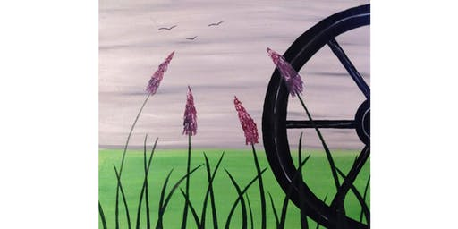 November 9th Sip and Paint Class