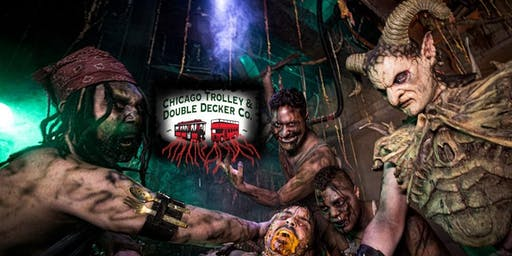 Midnight Terror Trolley Haunted House Night