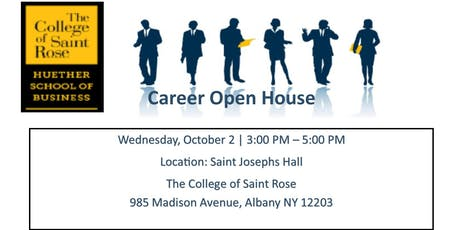 Huether School Business - Fall Career Open House - October 2, 2019 @ 3-5 PM tickets