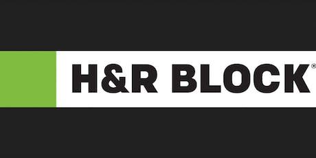 HR Block Breakast Job/Career Fair tickets