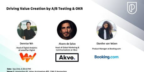 Driving Value Creation with A/B Testing & OKR tickets