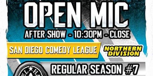Open Mic Night : Music & Comedy @ Barrel Harbor Brewing 9/14/19 10:30 pm