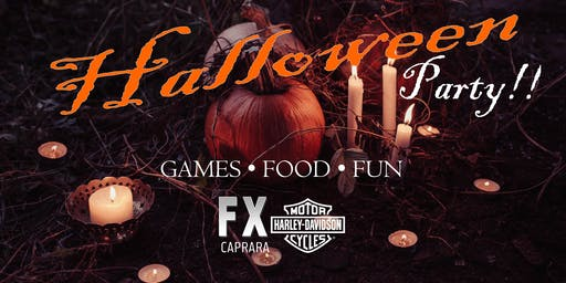 Halloween Party at FXCHD