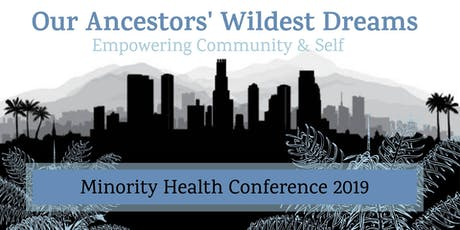 Minority Health Conference 2019 tickets