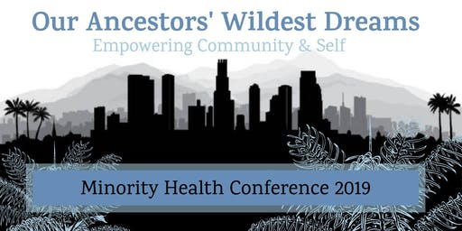 Minority Health Conference 2019