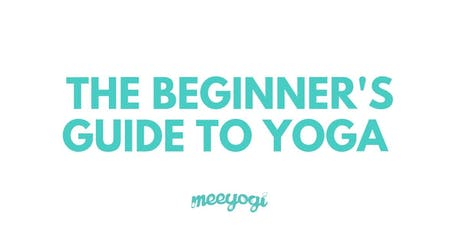 The Beginner's Guide to Yoga tickets