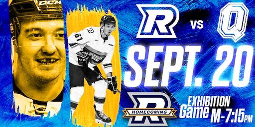 Ryerson Rams Men's HOMECOMING Hockey vs Queen's Gaels