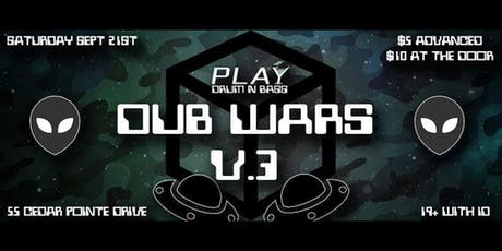 Dubwars: Alien Bass Music Party! tickets