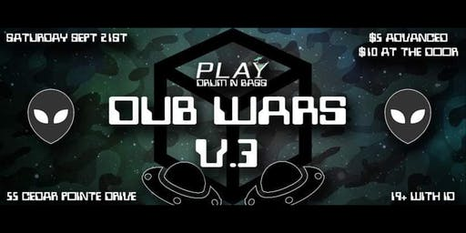 Dubwars: Alien Bass Music Party!