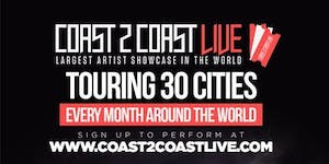 Coast 2 Coast LIVE Artist Showcase Milwaukee, WI -...