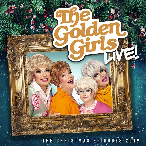 The Golden Girls Live logo