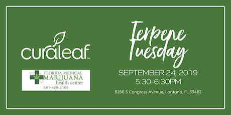 Terpene Tuesday tickets