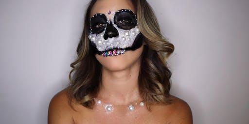 Halloween Makeup Workshop with Chris Richards
