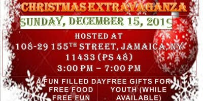 9th Annual Arms of Love Christmas Extravaganza
