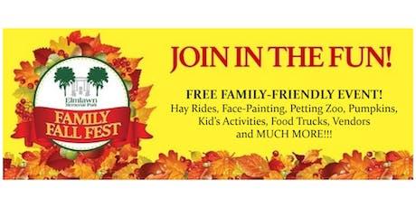 5th Annual Elmlawn Family Fall Fest tickets