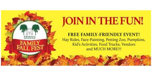 5th Annual Elmlawn Family Fall Fest