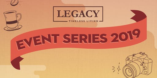 Legacy Estate Event Series 2019 - Local Market