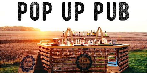POP UP PUB in the park