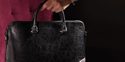 Bag Ladies Luncheon. Over 75 Handbags and Purses  for auction