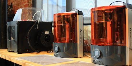 Maker LAB : 3D Printing Basics tickets