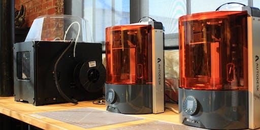 Maker LAB : 3D Printing Basics
