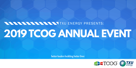 2019 TCOG Annual Event sponsored by TXU Energy tickets