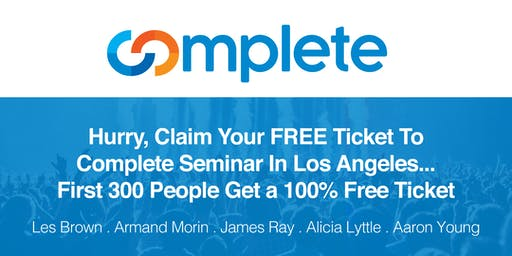 Free Tickets To Armand Morin In Los Angeles