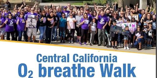 Central California O2 breathe Walk