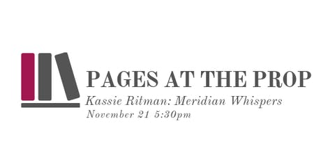 Pages at the Prop feat. Kassie Ritman tickets
