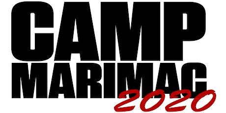 Camp Marimac 2020 tickets