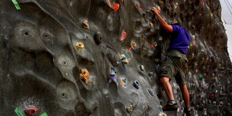 Rock Climbing at the ECU Rock Wall tickets