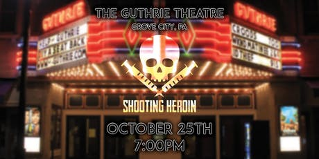 """Shooting Heroin"" Red Carpet Premiere - The Guthrie Theatre tickets"