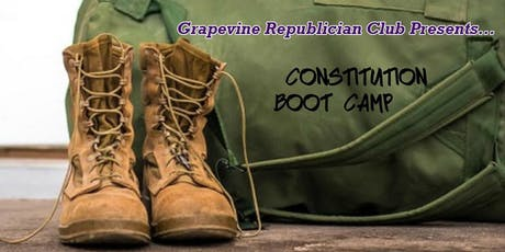 Constitution Boot Camp tickets