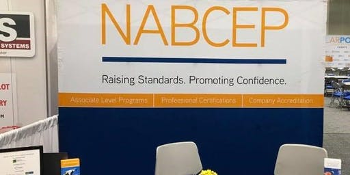 NABCEP Training Provider Discussion & Drinks