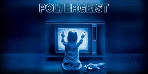 POLTERGEIST (1982) Upland Champagne Velvet Movie Series